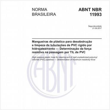 NBR11993 de 09/2017