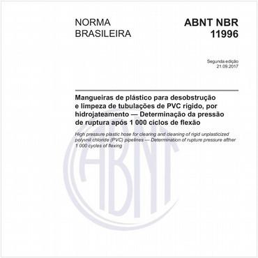 NBR11996 de 09/2017