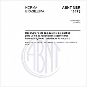 NBR11473 de 06/2016