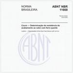 NBR11668