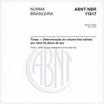 NBR11617