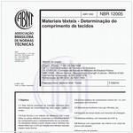 NBR12005