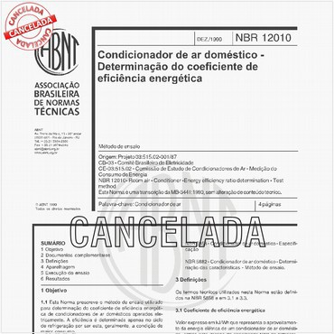 NBR12010 de 12/1990