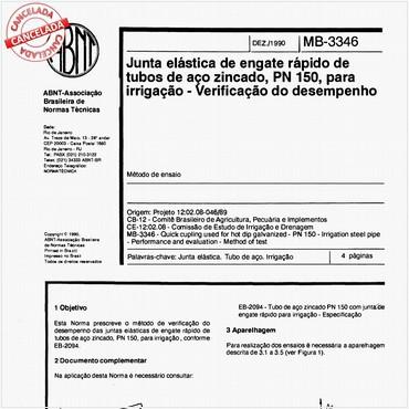 NBR12015 de 12/1990
