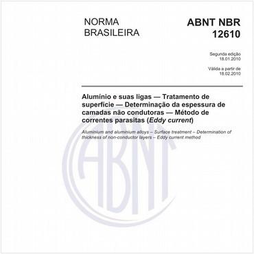 NBR12610 de 01/2010