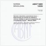 NBR12026