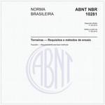 NBR10281