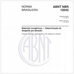 NBR12042