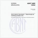 NBR12044 de 08/2018