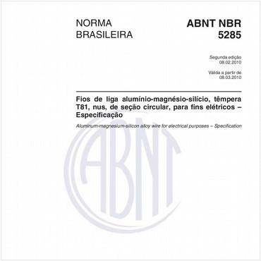 NBR5285 de 02/2010