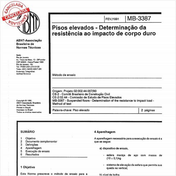 NBR12050 de 07/2015