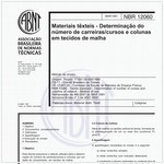 NBR12060