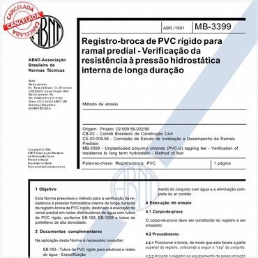 NBR12062 de 04/1991