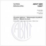 NBR12087