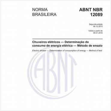 NBR12089 de 12/2015