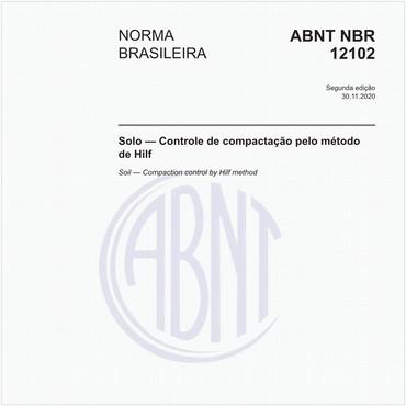 NBR12102 de 11/1991