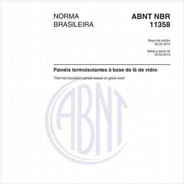 NBR11358 de 02/2013
