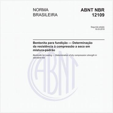 NBR12109 de 03/2018
