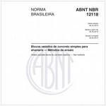 NBR12118