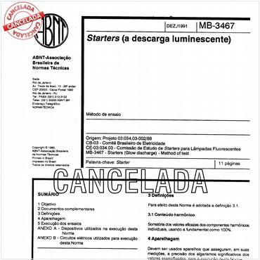 NBR12126 de 12/1991