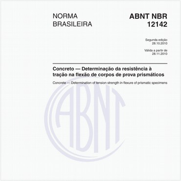 NBR12142 de 10/2010
