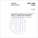 NBR12160