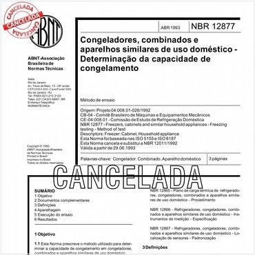 NBR12877 de 04/1993
