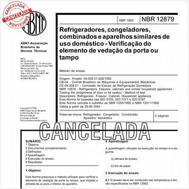 NBR12879 de 04/1993