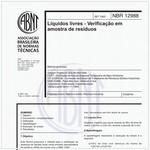 NBR12988 de 09/1993