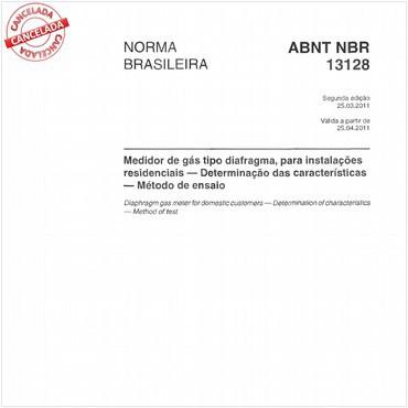 NBR13128 de 03/2011