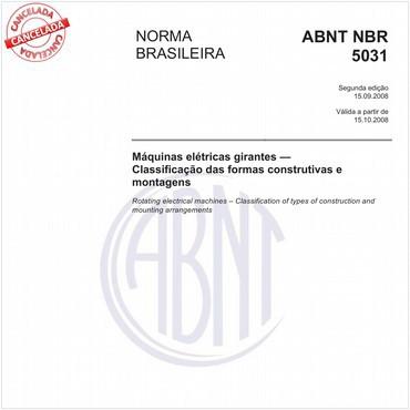 NBR5031 de 09/2008