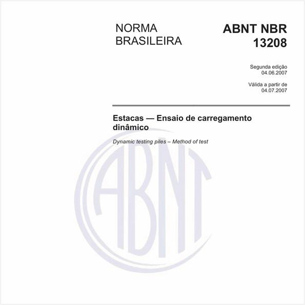 NBR13208 de 06/2007