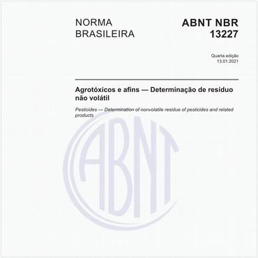 NBR13227 de 12/2016