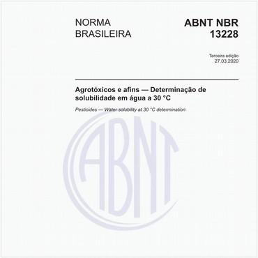NBR13228 de 03/2020