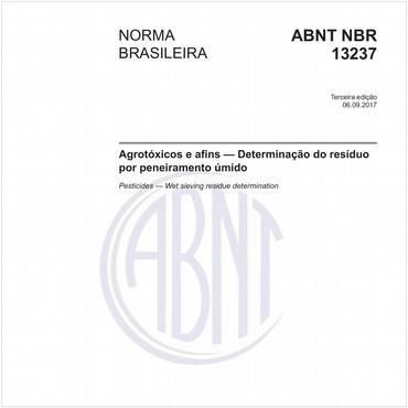 NBR13237 de 09/2017