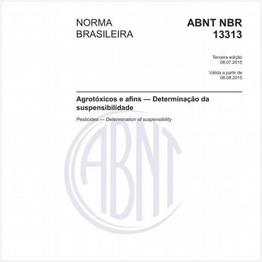 NBR13313 de 07/2015