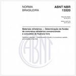 NBR13320