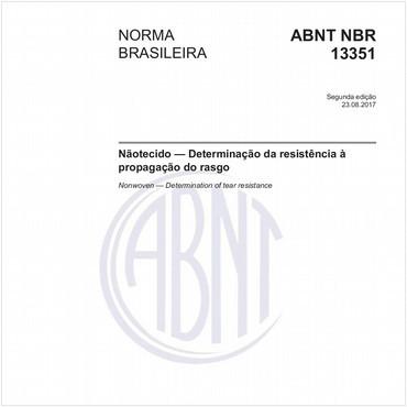 NBR13351 de 08/2017