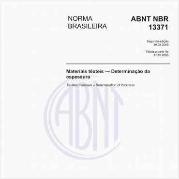 NBR13371 de 09/2005