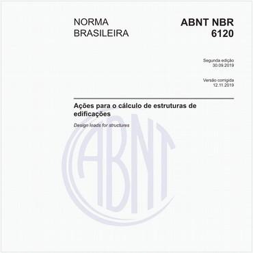 NBR6120 de 09/2019