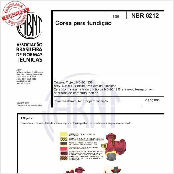 NBR6212 de 10/2015