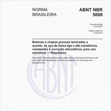 NBR5008 de 04/2015