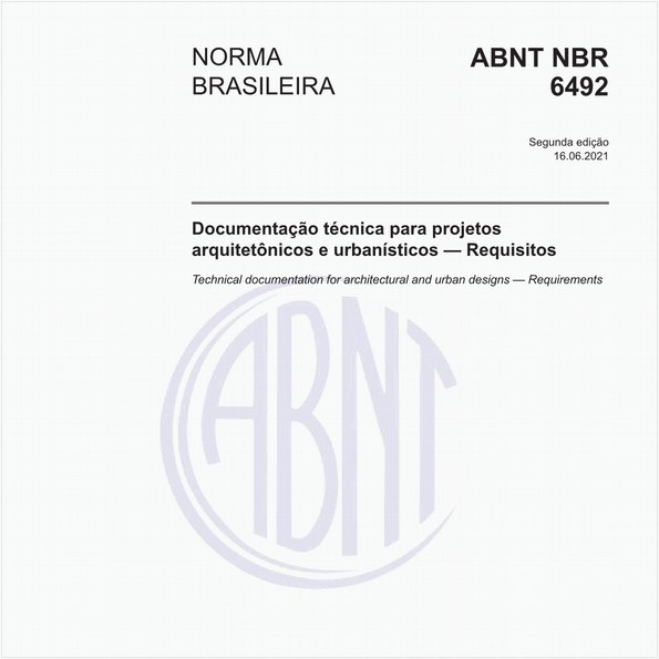 NBR6492 de 04/1994