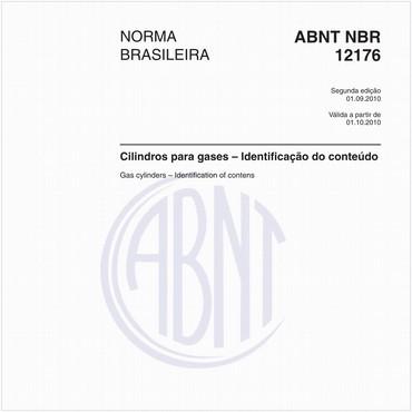 NBR12176 de 09/2010