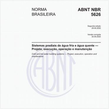 NBR5626 de 09/1998