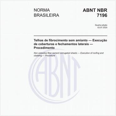 NBR7196 de 11/2014