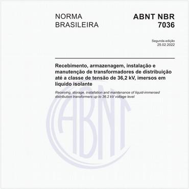 NBR7036 de 12/1990