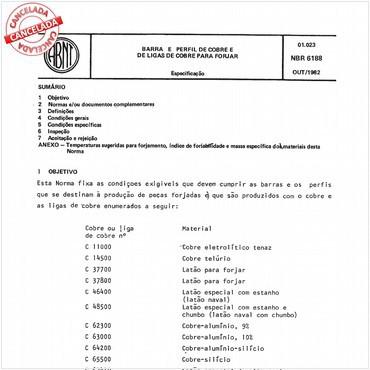 NBR6188 de 10/1982
