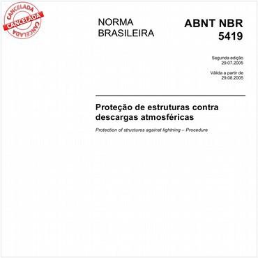 NBR5419 de 07/2005