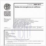 NBR9077